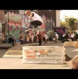 SANTA CRUZ SKATEBOARDS BEST OF 2011