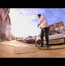 Santa Cruz Skateboards | Kevin Braun | Right To Exist