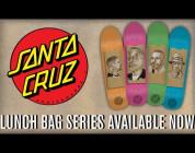 Santa Cruz Skateboards: Lunch Bag Art Series