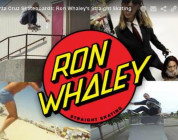 Santa Cruz Skateboards: Ron Whaley's Straight