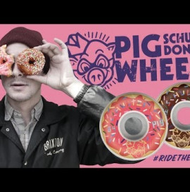 SCHULTZ DONUTS BY PIG WHEELS