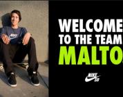 Sean Malto w Nike
