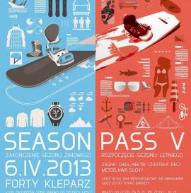 Season Pass - zawody na mini już jutro!!! Mini już stoi