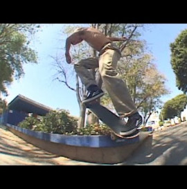 "Sebo Walker's ""Neighborhood"" Video"