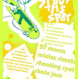 Shoot The Spot Skate Jam!