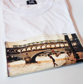 SHORT REVIEW: T-SHIRT YOUTH EASY LIVIN'
