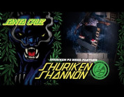 Shuriken P2 Weed Panther