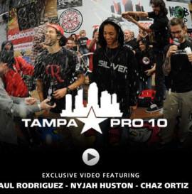 Silver Tampa Pro Video