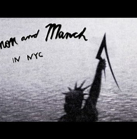 Simon & Manch in NYC