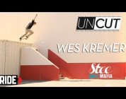 "SK8Mafia's Wes Kremer ""Stee"" Video Outtakes - UNCUT"