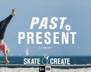 Skate & Create 2013: Element 'Past To Present'