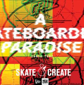 Skate & Create 2013 Winner: Santa Cruz 'A Skateboarder's Paradise'
