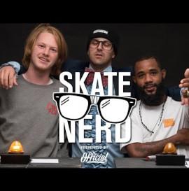 Skate Nerd: Jack Olson Vs. Windsor James
