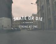 SKATE OR DIE - THE DIE IS CAST - 2013- COMMERCIAL