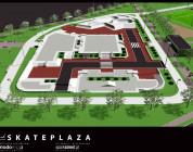 Skate Plaza w Lesznie.