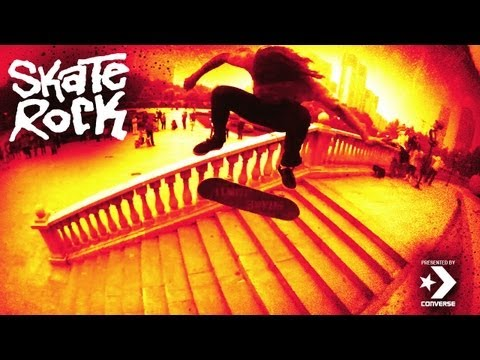 Skate Rock China