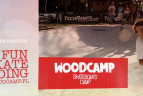 SKATE WOODCAMP 2012