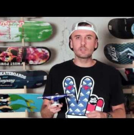 Skateaffair: Jak dobrać trucki do deski?