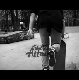 Skateaffair: Tomek Jaźwiecki with Malita Skateboards @ Park Jordana!