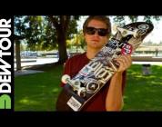 Skateboard Setup Breakdown with Dew Tour Pro Sierra Fellers, A