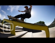 Skateboarder Jordan Maxham At Camp Woodward West: NKA Project