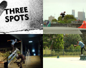 SKATEBOARDING AUSTRALIA - THREE SPOTS WITH TOMMY FYNN