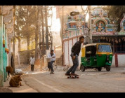 Skateboarding in India Episode 1