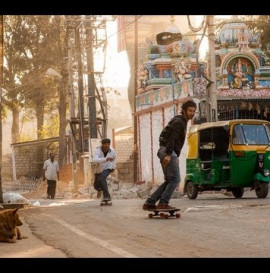 Skateboarding in India Episode 1