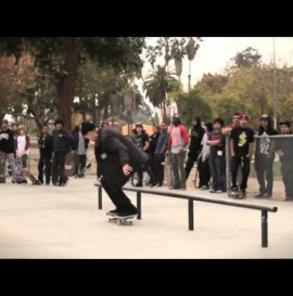 SkateLife! BakerBoys Xmas Demo 2011