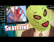 SKATELINE - The Gonz, Chris Joslin is the best am, New AWS rider, and more...
