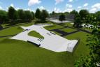 Skatepark w Drezdenku.