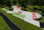 Skatepark w Krakowie