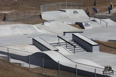 Skatepark w Olkuszu sportowym obiektem roku 2015