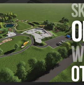 Skatepark w Olkuszu wkrótce otwarcie.