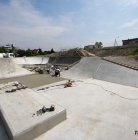 Skatepark w Opolu już za kilka dni