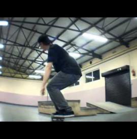 //*Skatepark w Wałbrzychu.