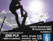 Skateplaza Rzogów - wyniki zawodów