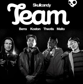 Skull Candy Team Update