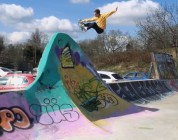 Slam City Skates Welcome Ben Raemers