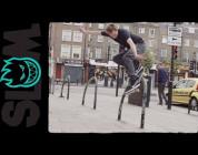 Slam City Skates X Spitfire