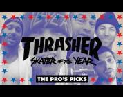 SOTY 2015: Pro Picks