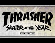 SOTY 2017: Pro's Picks Video