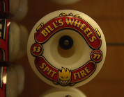 Spitfire Special Edition Bill's Wheels Emmanuel Guzman Wheels Demo
