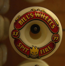 Spitfire Special Edition Bill's Wheels Emmanuel Guzman Wheels Demo