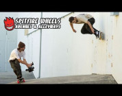 Spitfire Wheels: Avenues & Alleyways