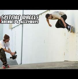 Spitfire Wheels: Avenues & Alleyways
