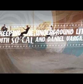 SPITFIRE WHEELS: KEEPING THE UNDERGROUND LIT WITH SOCAL SKATE SHOP & DANIEL VARGAS