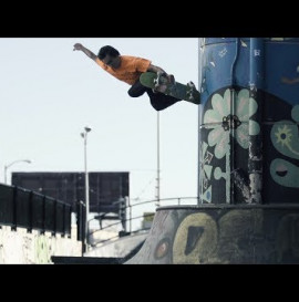 Spitfire x Antihero: Tony Trujillo