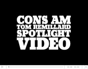 Spotlight on Tom Remillard video