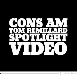 Spotlight on Tom Remillard video